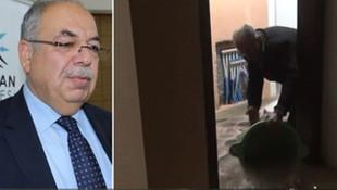 Evleri su bastı, Belediye Başkanı özür diledi