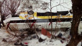 Kaza haberleri peş peşe geldi: Çok sayıda ölü ve yaralı var