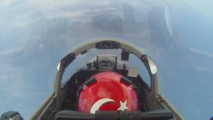 Suriye vururuz dedi ama F-16'lar bombalayacak !