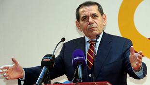 Dursun Özbek'ten Ünal Aysal'a olay gönderme