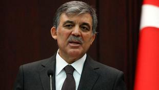 TBMM'de Abdullah Gül sürprizi