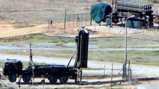 NATO Hava savunma sistemleri kuruldu ! Hazır bekliyor
