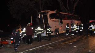 Eskişehir'de katliam gibi kaza: 13 ölü 42 yaralı