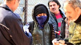 Canlı bomba şüphesiyle yakalanan kız ile ilgili şok iddia