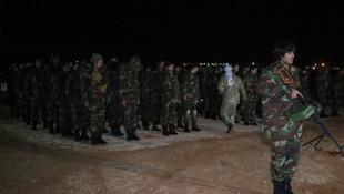 Afrin operasyonu için hazırlıklar tamam
