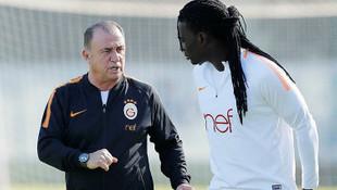 Galatasaray'a bir golcü daha