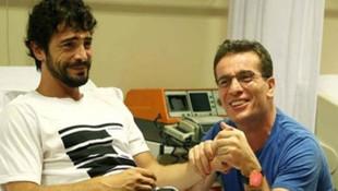 Ahmet Kural'ın hastane fotoğrafı heyecanlandırdı
