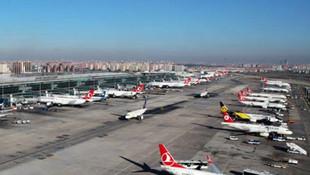 Atatürk Havalimanı'nda köpek alarmı !