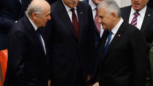Başbakan'dan Çankaya Köşkü'nde kritik görüşme