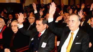 Galatasaray'da başkan belli oluyor !
