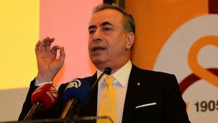 Galatasaray'ın yeni başkanı Mustafa Cengiz !