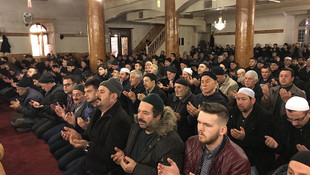 90 bin camide ''zafer duası'' okundu