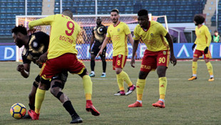 Ankara'da penaltı var, gol yok !