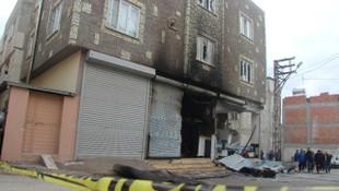 PYD'nin hedef aldığı Kilis'teki tahribat gündüz gözüyle görüntülendi