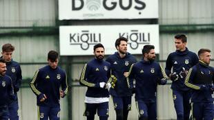 Fenerbahçe Trabzonspor hazırlıklarına başladı