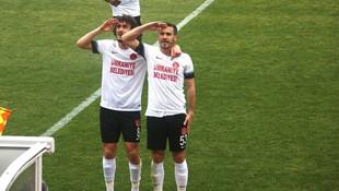Ümraniye Gaziantepspor'a gol yağdırdı