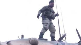 Türkiye, operasyona giden askerin sözlerini konuşuyor