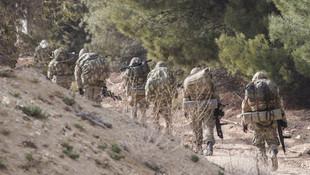 Zeytin Dalı Harekatı'nda 3. gün: Azez'den operasyon başladı