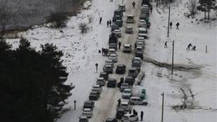 Okullar kapandı, vatandaş akın etti