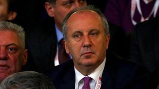 Muharrem İnce, CHP Genel Başkanlığı'na aday olduğunu açıkladı