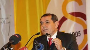 Dursun Özbek: Bu iş daha bitmedi