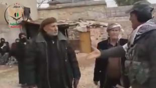 ÖSO güçleri o köylere böyle girdi: ''Sizi kurtarmaya geldik''