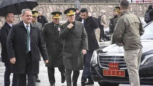 Genelkurmay Başkanı'ndan ''Zeytin Dalı'' açıklaması