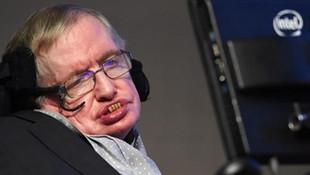 Hawking'ten şoke eden açıklama: ''İnanmayan Venüs'e gitsin''