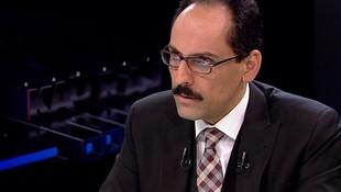 Kalın'dan Afrin harekatı hakkında önemli açıklamalar