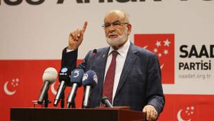 Saadet Partisi'nden sürpriz ittifak kararı