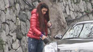 Benzin deposuna su koyan Ebru Polat: ''Benzinin ne olduğunu biliyorum''