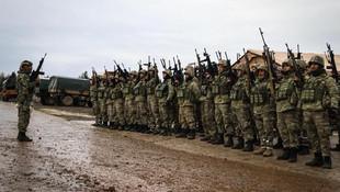 Komandolar Afrin yolunda !