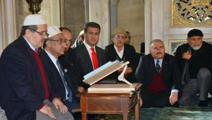 Mustafa Sarıgül, Afrin şehitleri için Mevlit okuttu