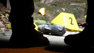 Patlamaya hazır ses bombası bulundu