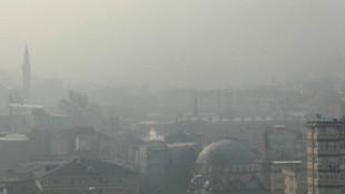Bursa'da hava kirliliği için kırmızı alarm