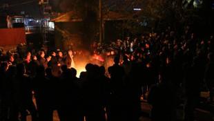 İstanbul'da geceyarısı gerginliği