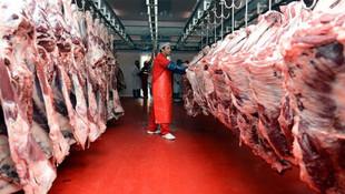 Fransa'dan Türkiye'ye 5 bin 700 ton karkas et