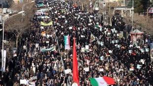 İran Devrim Muhafızları'ndan zafer ilanı