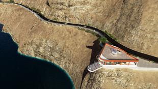 Türkiye'nin en uzun cam terası için imzalar atıldı