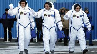 Japon astronot 9 cm zadı