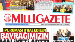 Milli Gazete'den %50 kriz zammı