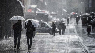 İstanbul için bir tropik fırtına uyarısı daha !