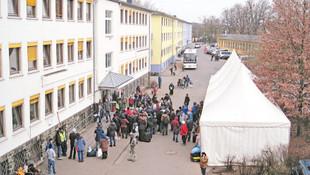 Almanya'daki FETÖ karargahı deşifre oldu