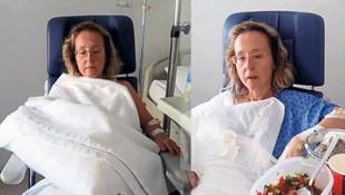 Kol kırığı için gittiği hastanede kabusu yaşadı