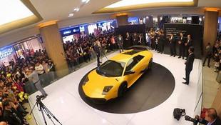 İran'dan yeni yerli otomobil