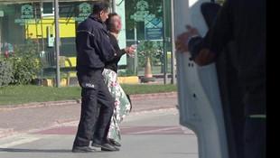 Sevgilisi tarafından dövülen kadın ortalığı birbirine kattı