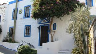 Bodrum'un beyaz evlerinin sırrını biliyor muydunuz ?