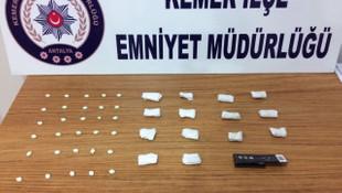 Antalya'da ele geçirildi ! Ölümcül derecede etkisi artırılmış