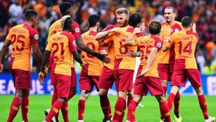 Galatasaray dünya devlerini geride bıraktı