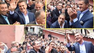 Mustafa Sarıgül'den Şişli'de gövde gösterisi